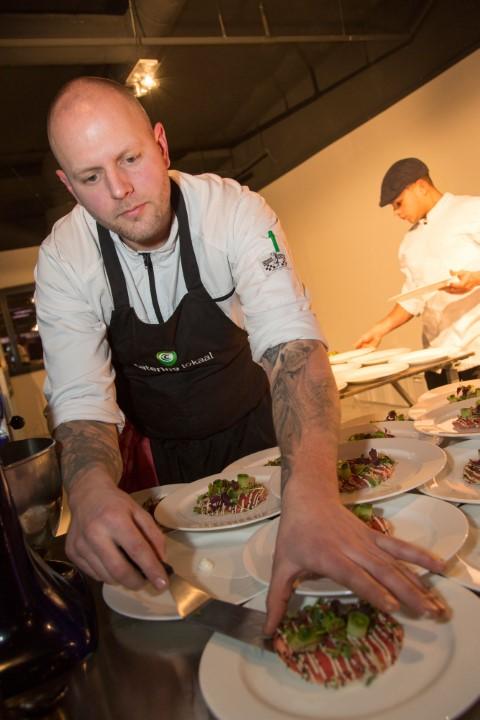 Catering Lokaal - De Woonindustrie - Neven Fotografie