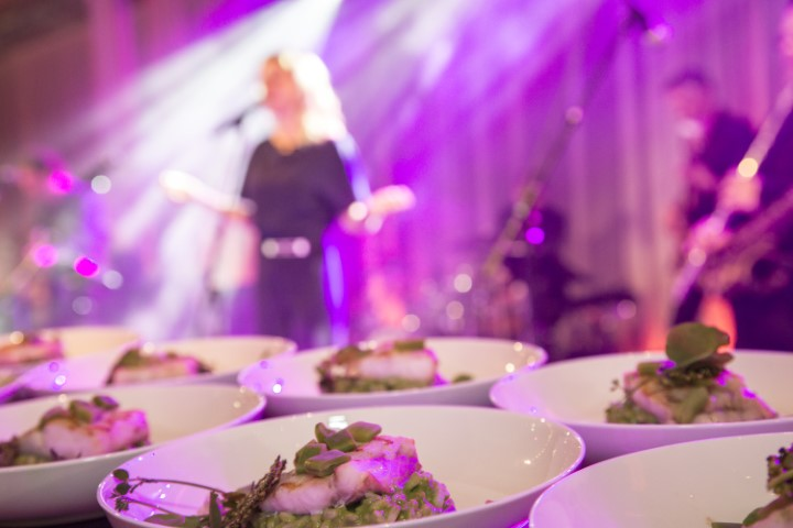 Catering Lokaal - Tuinzaken Retail Gale 2017